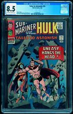 🔥 TALES TO ASTONISH #76 CGC 8.5 OW WHITE 🔥 $1 COMBO SHIPPING W SUB-MARINER 1