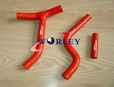 FOR Yamaha YZ250F YZF250 2010 2011 2012 2013 10 11 Silicone Radiator Hose Red