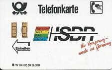 W 04 aus 02.89 - ISDN - siehe Bild