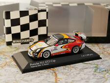 MINICHAMPS PORSCHE 911 GT3 SUPERCUP 2006 G.HORION  NEW 1:43