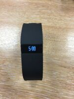 Fitbit Charge HR - Large - Black