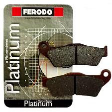 Coppia pastiglie freno anteriori Ferodo FDB2050P BMW R 1150 GS 1998//2001 2