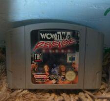 WCW NWO Revenge  Nintendo 64 N64  PAL Aussie Seller Free Postage