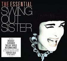 Swing Out Sister - Essential Swing Out Sister [New CD] UK - Import