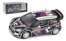 SPARK s3329 CITROEN DS3 il WRC # 11 Monte Carlo Rally 2012-Van Merksteijn 1 / 43
