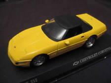 Detail cars chevrolet corvette zr1 convertible 1/43 new in box