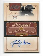 JACE PETERSON 2011 Prime Cuts Prospect Signatures AUTO RC /299 New York YANKEES