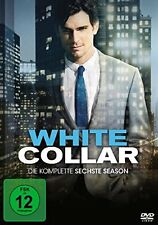 2 DVD-Box ° White Collar - Staffel 6 ° NEU & OVP