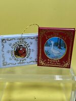 VINTAGE 1980,1985 KURT ADLER CHRISTMAS AROUND THE WORLD,Christmas Goose Ornament