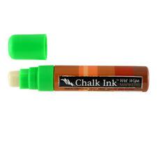 Chalk Ink Marker 15Mm Fluor Lightning Green