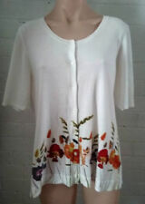 Sportscraft Hand-wash Only Casual Floral Tops & Blouses for Women