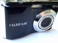 FUJI FILM AV110 hochwertige, kleine Digialkamera OVP alle Unterlagen, mit Fehler