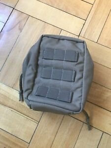 Tactical Tailor USMC Night Vision Goggle Medical Utility Pouch Sand Camel Tan