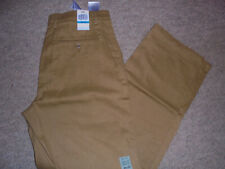 NWT DOCKERS STRAIGHT FIT KHAKI CHINO PANTS SIZE 36 X 34