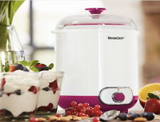 SILVERCREST KITCHEN TOOLS Yogurt Maker Pink New!!!