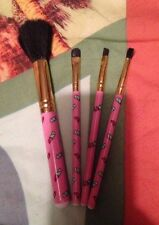 Forever 21 Set Of 4 Makeup Brushes With Cute Lipstick Design Twenty One Make Up