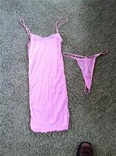 Pink Nightie -Ultra Sheer Very Pretty One Size