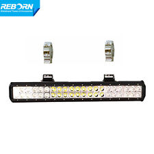 Reborn Wakeboard Tower Light Bar 20in 126W LED Light Spot & Flood Combo