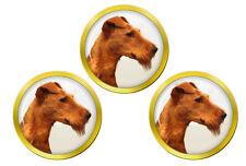 Irish Terrier Golf Ball Markers