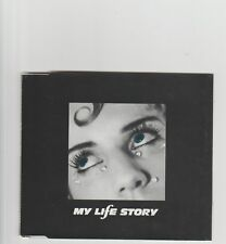 My Life Story- Sparkle UK holographic cd single part 1