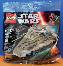 Lego Star Wars First Order Star Destroyer 30277 FREE SHIPPING!