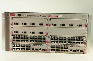 HP J4819A Procurve 5308xL  +3x J4878A +2x J4820A +2x J4907A  +2x J4839A Pro-1139