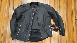 New Alpinestars leather jacket size US 40 reload perforated EUR 50 motorcycle