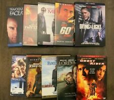 (10) Nicolas Cage Movies on Dvd - Dying of the Light, Matchstick Men Etc