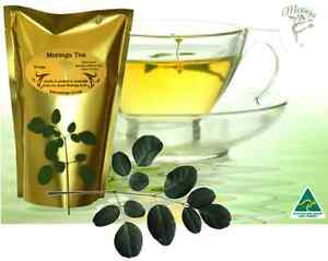 Natural Detox Moringa Tea Bags - Vitamin & Nutritional Boost For Your Body