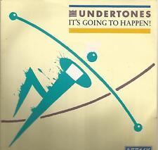 The Undertones - It's Going To Happen 1981 vinyl single