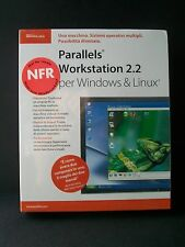 PARALLELS WORKSTATION 2.2 per Windows & Linux [software, nuovo]