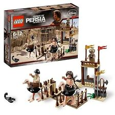 7570 THE OSTRICH RACE lego NEW prince of persia legos set disney