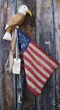 PATTERN~on cd/ MY PRIMITIVE SALTBOX/americana/EAGLE/FLAG POLE/BETSY ROSS/PT01