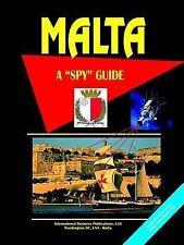 NEW Malta A Spy Gudie by Ibp Usa