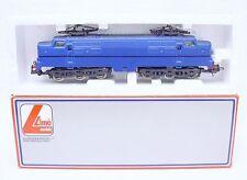 Lima HO 1:87 NS 1220 Blue ELECTRIC LOCOMOTIVE Special Custom Made NM`85 RARE!