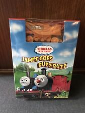 RARE Retired Thomas Wooden Railway Terence w/ DVD New In Box!