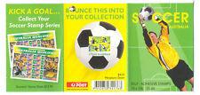 Football Australian Stamp Booklets