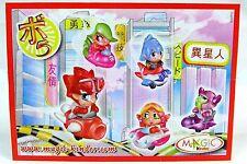Manga Figuren und Flugzeuge Auswahl Überraschungsei UeEi