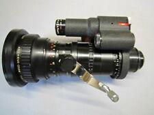 ANGENIEUX ZOOM 12-120MM C-MOUNT LENS + MOTOR for ARRIFLEX 16MM MOVIE CAMERA