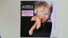 Agnetha Fältskog (Abba) - I stand alone US Vinyl LP PROMO STAMP