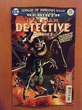 DC Universe Rebirth Detective Comics # 950 (1st Print)