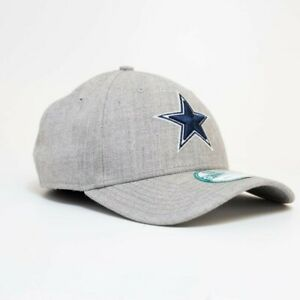 NEW ERA NFL Dallas Cowboys Graphite 9Forty Adjustable Cap