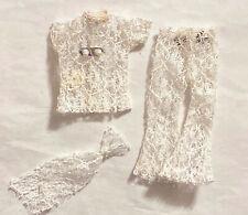 Dizzy Girl White Lace Pants Set Fits Dawn & Friends