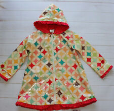 PERSNICKETY RAIN JACKET RAINCOAT COAT 4 YEARS EUC EEUC WORN ONCE RARE SZ 4T $120