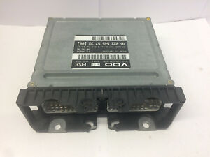 Motorsteuergerät incl. Prog. Mercedes W163 ML 230 150PS M111.977 A0225455732