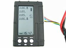 RC 3 in 1 Battery Balancer 2s-6s Lipo Li-Fe LCD+Voltage Meter Tester+Discharger