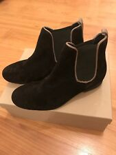 Leather Ankle Boots By Bertie Brand New RRP £99
