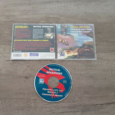 Tactical Operations: (Command & Conquer/Warcraft 2) , Platinum Label, PC CD-ROM