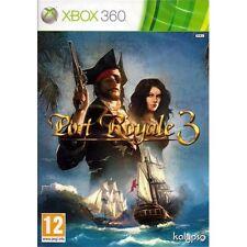 Port Royale 3 (Xbox 360 Nuevo)