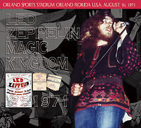 LED ZEPPELIN/ LED ZEPPELIN / MAGIC KINGDOM 1971 【2CD】 Hampton From Your Palm